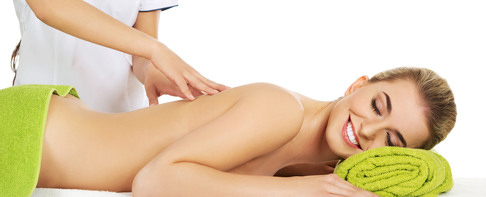 масаж в салоні