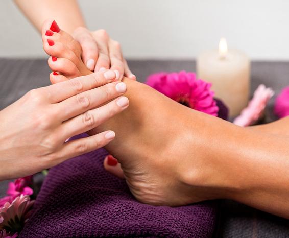 спа ритуал для ног